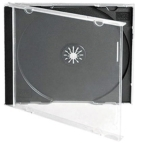 100 x Single Jewel Cases ( Super Grade A )