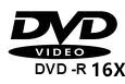DVD-R 16X(no VAT on prices)