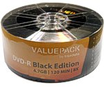 Traxdata Value-pack DVD-R 8x(NO VAT on prices)